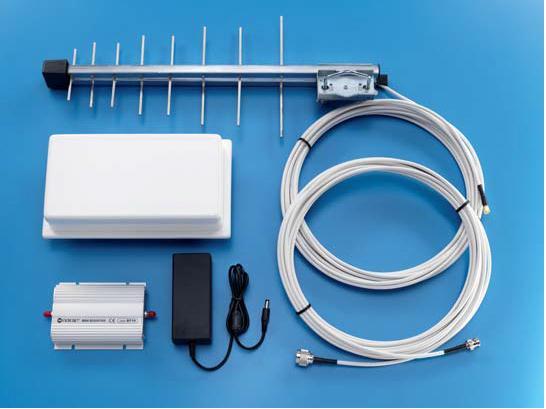 BT-10 Répéteur/extendeur de signal téléphone mobile bande GSM900MHz