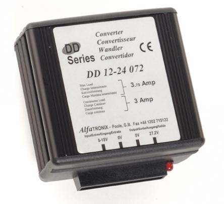 Série DD - DDi Alfatronix convertisseur basse tension 12-12V, 24-24V
