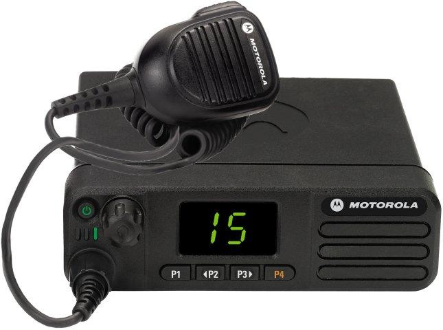 Radio Mobile Numérique DM-4400 la puissance des communications