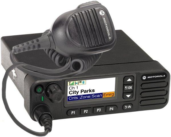 Radio Mobile Numérique DM-4600 la puissance des communications