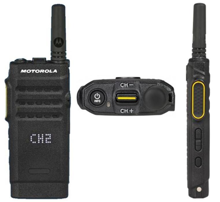 Portable SL-1600 Motorola émetteur récepteur en semi duplex | MRT