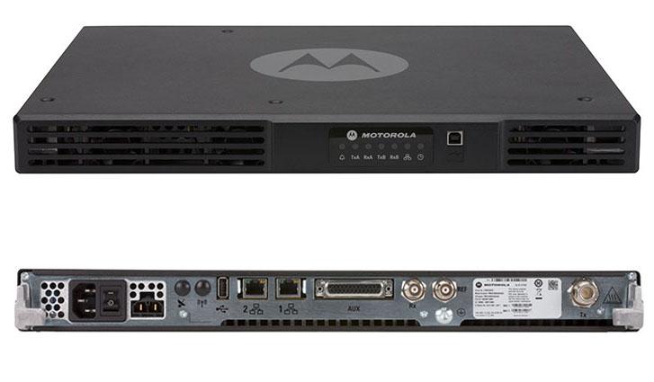 Relais numérique professionnel SLR-5500 numérique ou analogique