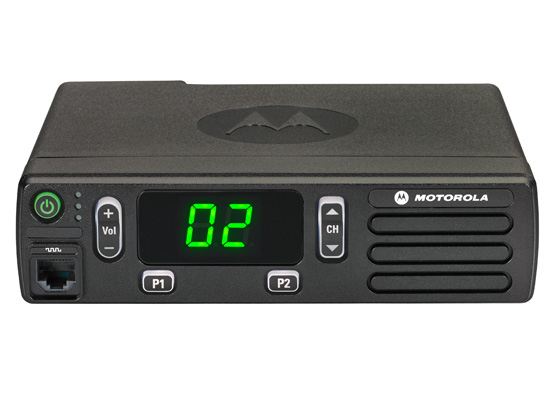 Radio Mobile Numérique DM-1400 efficacité sécurité maximale