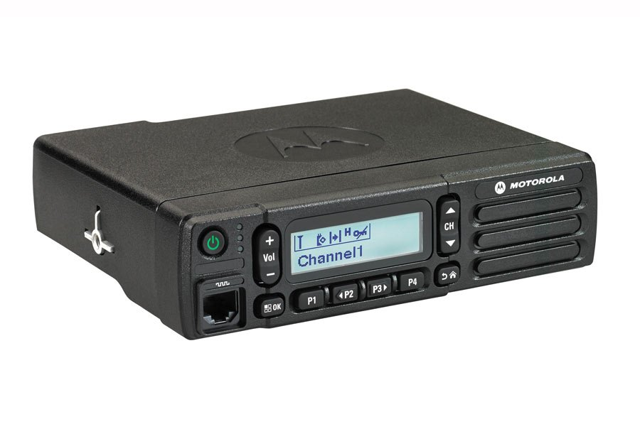 Radio Mobile Numérique DM-2600 la puissance des communications