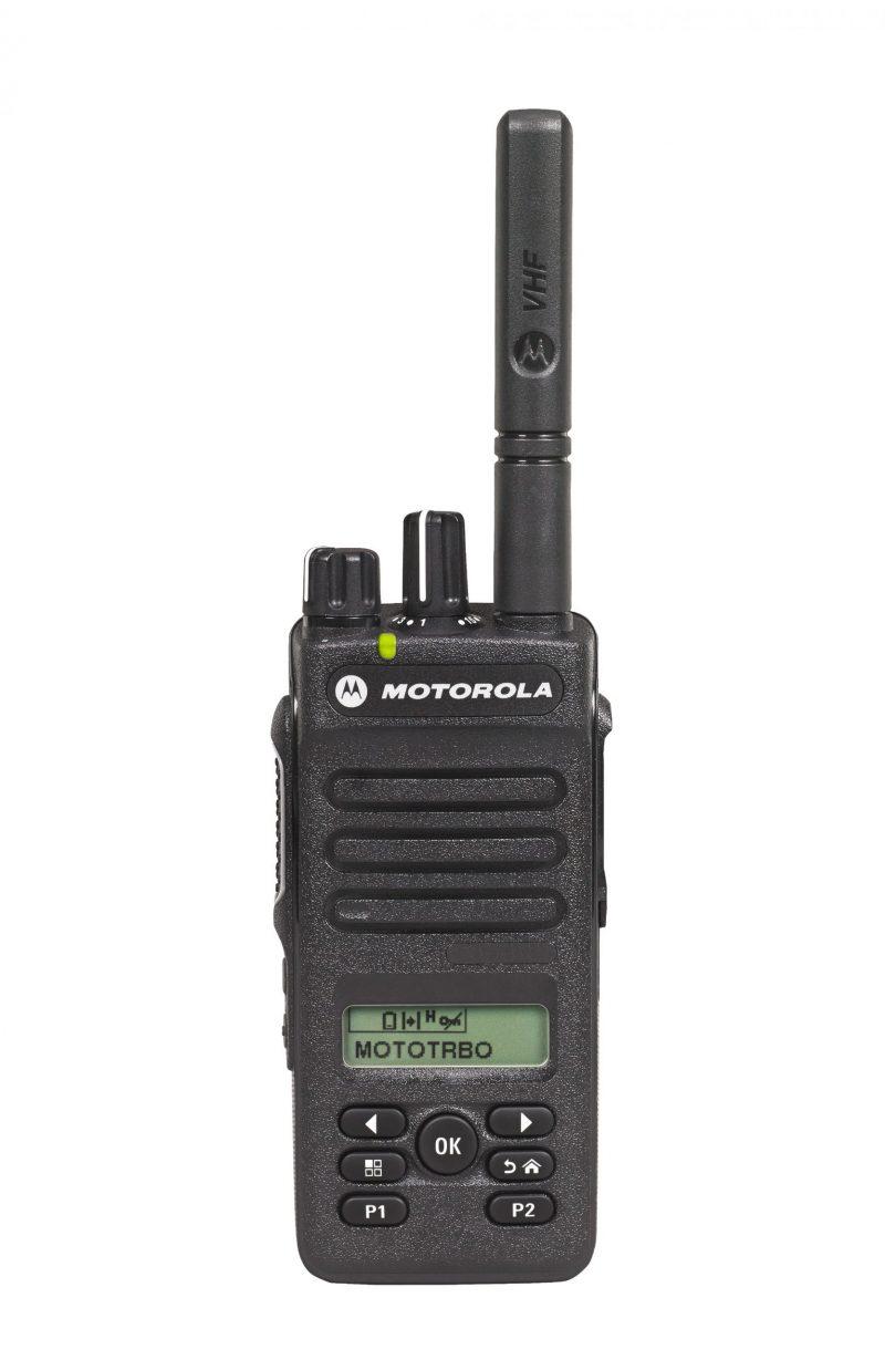 Portable DP-2600e Motorola Emetteur-récepteur radio | MRT