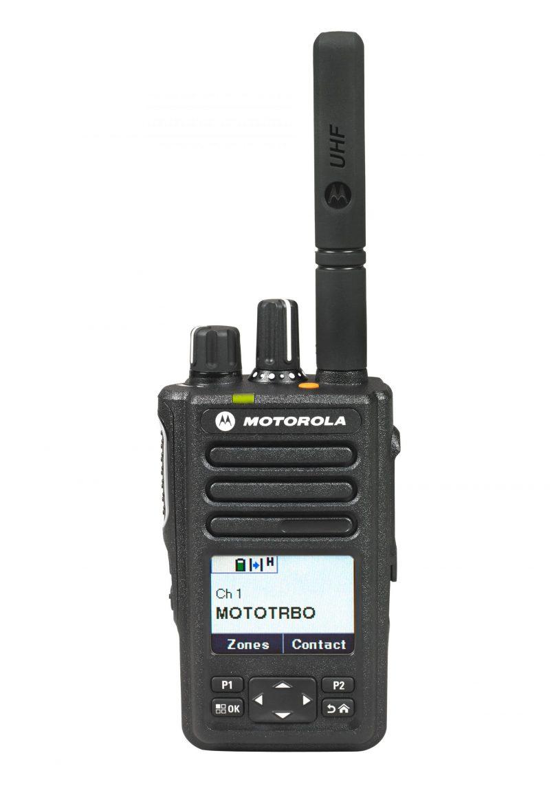 Portable DP-3661e Motorola Emetteur-récepteur radio | MRT