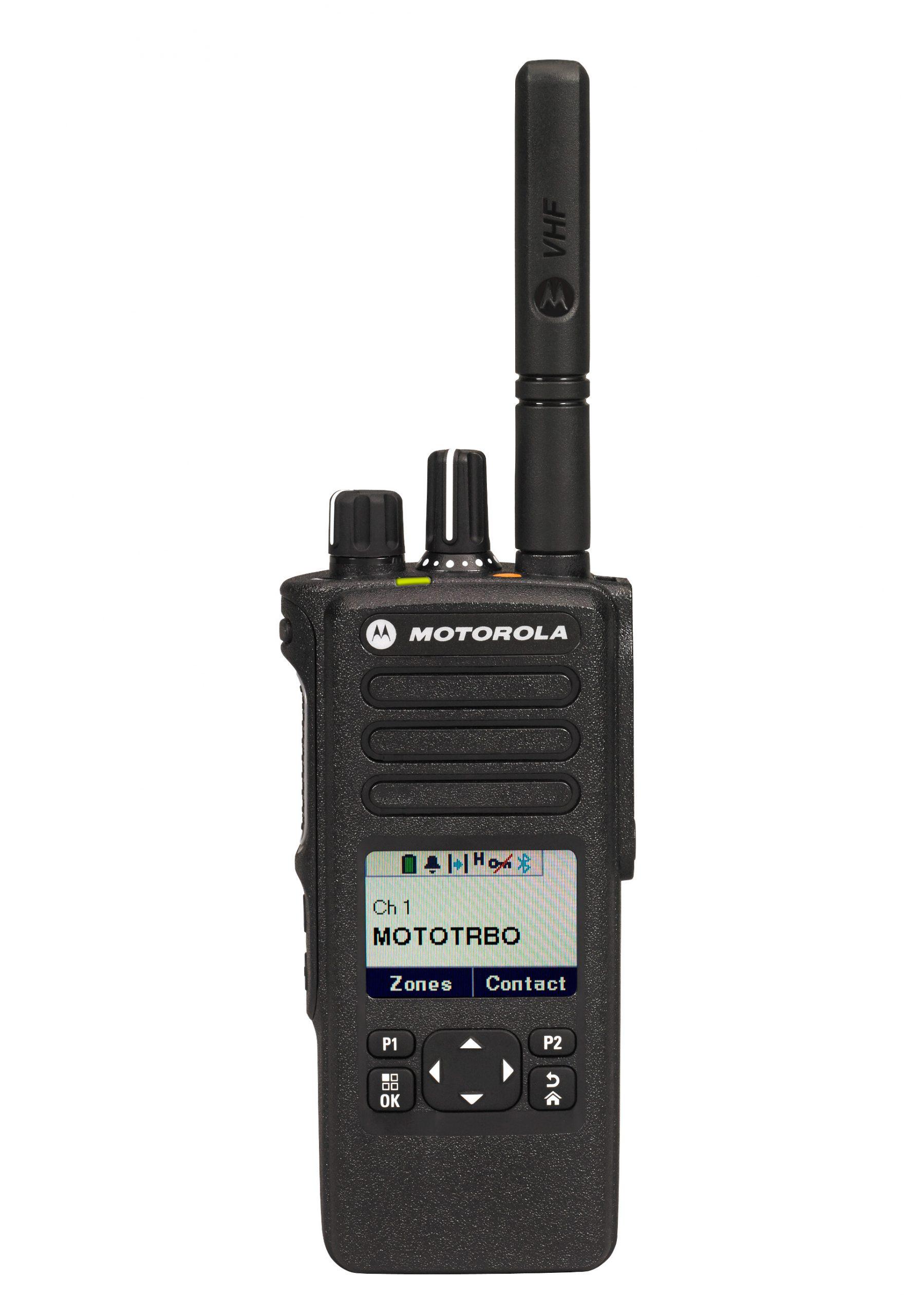 Portable DP-4600e Motorola Emetteur-récepteur radio | MRT